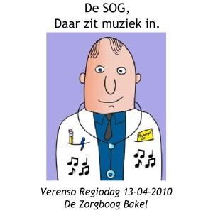 Muziek in de SOG