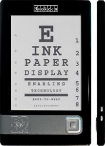 Cybook Gen3 E-ink
