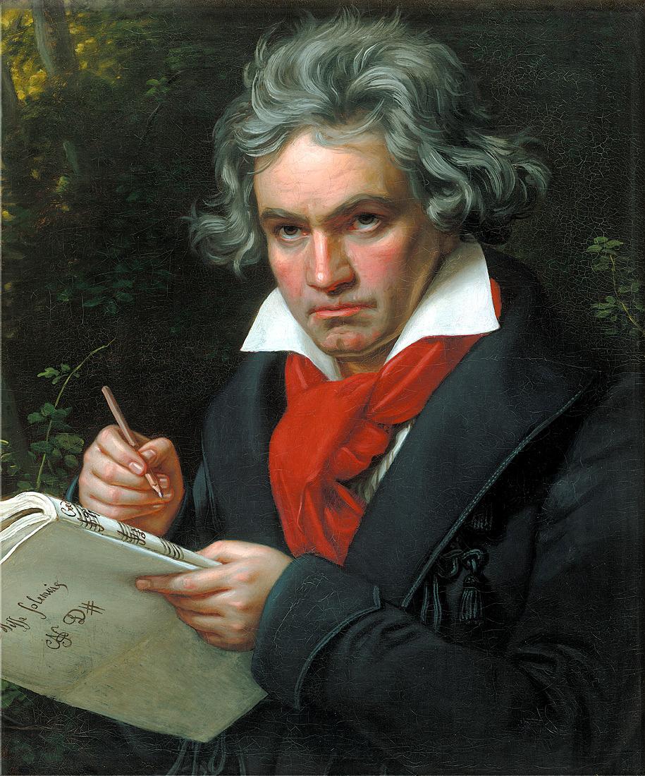 Ludwig von Beethoven