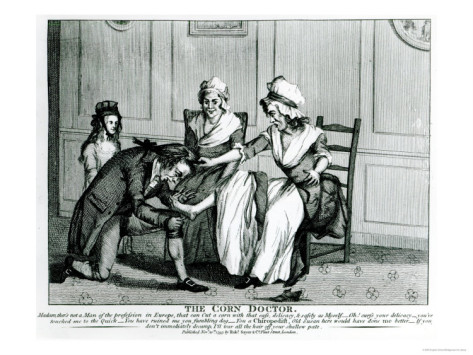 The Corn Doctor 1793