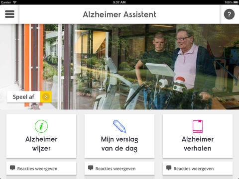 Alzheimer Assistent