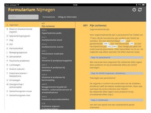 Formularium Nijmegen